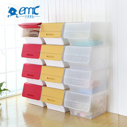 Home mini cheap cabinet plastic stackable storage drawers