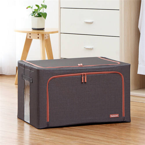 Multifunction Storage Bag Luggage Organizer Pouch Clothing Storage Box For Clothing ,Quilts ,Shoes