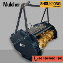 Mulcher for Skid steer loader