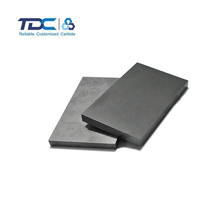 enough stock carbide flat bar standard square shape cemented carbide flat bar for industry cutting tool making