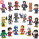 2020 hot selling amazon toys plastic nano building block collection super heroes marvel action figures