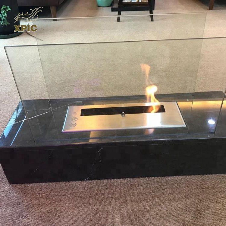 돌 야외 (kindle Fire) Place Gas 에탄올