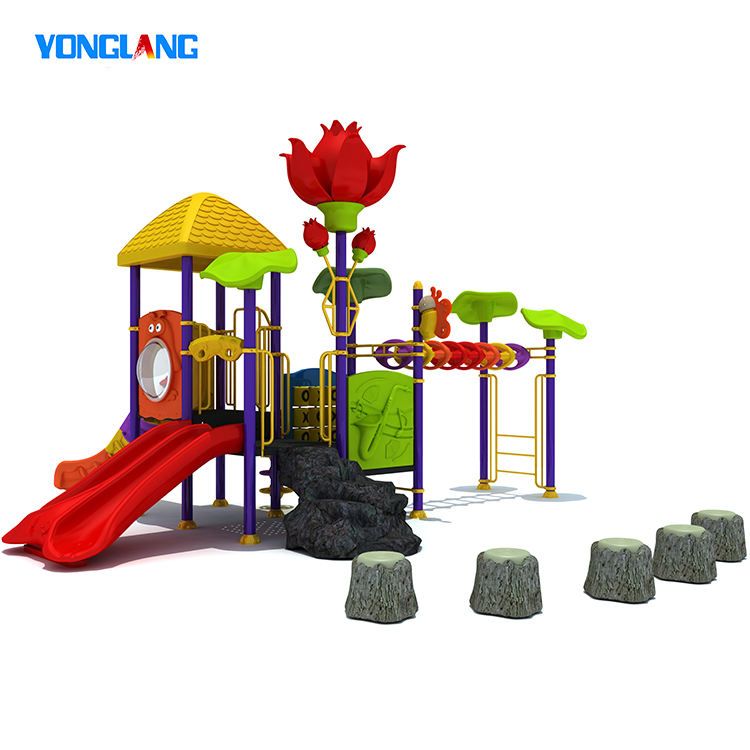 Funny High Quality Garden Game Children Outdoor Playground