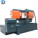 Metal Cutting [ Saw Cutting Steel ] Metal Cutting Band Saw Machine GZ4230 Band Saw Cutting Machine China Factory Price FOR STEEL PIPE METAL CUTTING