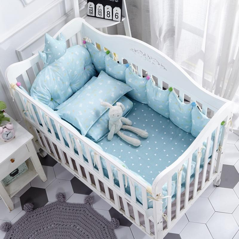 100% cotton baby bedding sets