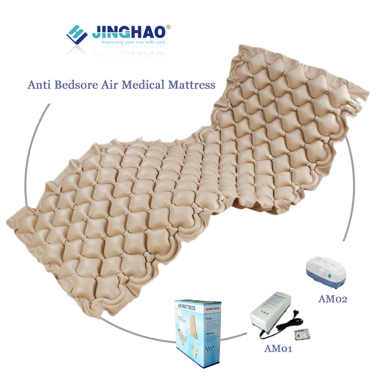 wholesale custom health care medical inflatable anti-bedsore air mattress