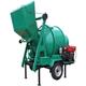 14m3/h small concrete mixer drum size concrete mixer 1 bagger
