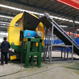 Rubber processing machine Waste Tyre Recycle To Crumb Rubber