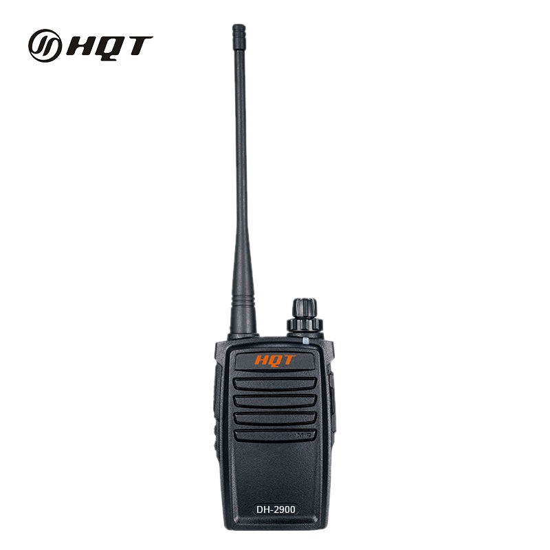 Digitale FM Walkie Talkie 5 Watt, DMR Twee Manier Radio 10 km Bereik, Lange Afstand Radio de Communicatie
