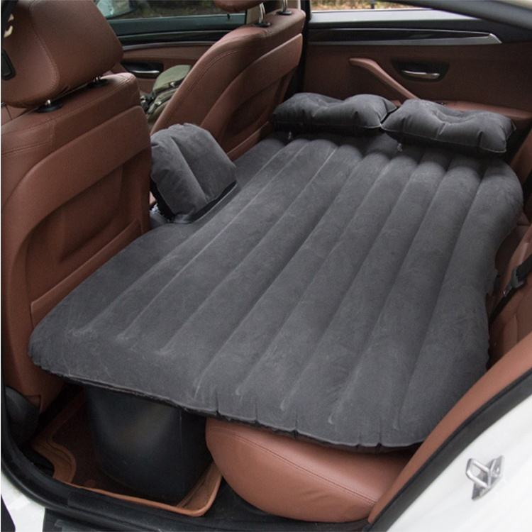 Multi functional Sofa Pillow Outdoor Camping Mat Cushion Car Air Inflatable Travel Mattress Bed
