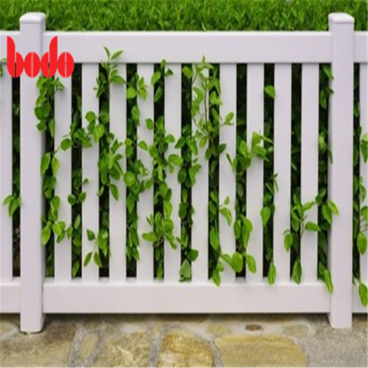 100% Virgin Material PVC Fence, PVC Fence fencing Series