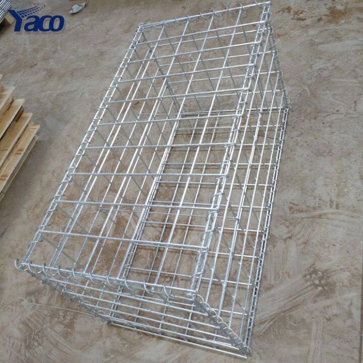 Gabion Basket Prices For Road Protection and garden decorative