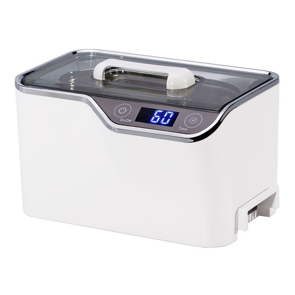 600ml Ultrasonic Cleaner Bath with Timer setting Ultrasound Cleaner for Jewelry