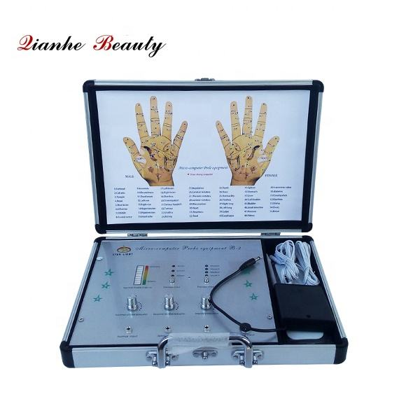 Hand gezondheid acupoint diagnose scanner scanner machine met scanner