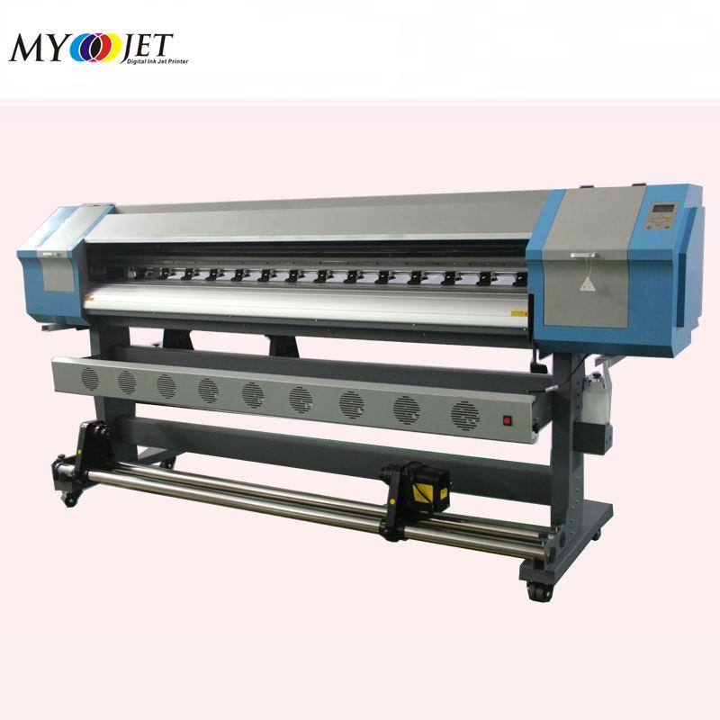 عالية الجودة myjet لافتة مرنة مثنية الطباعة machine1440dpi الرقمية 1.8 <span class=keywords><strong>m</strong></span> 6 أقدام سعر الطابعة الإيكولوجية المذيبة