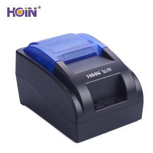 India BIS Printer Factory USB Thermal Receipt Printer 58mm 90mm/S Cheapest Printer USB