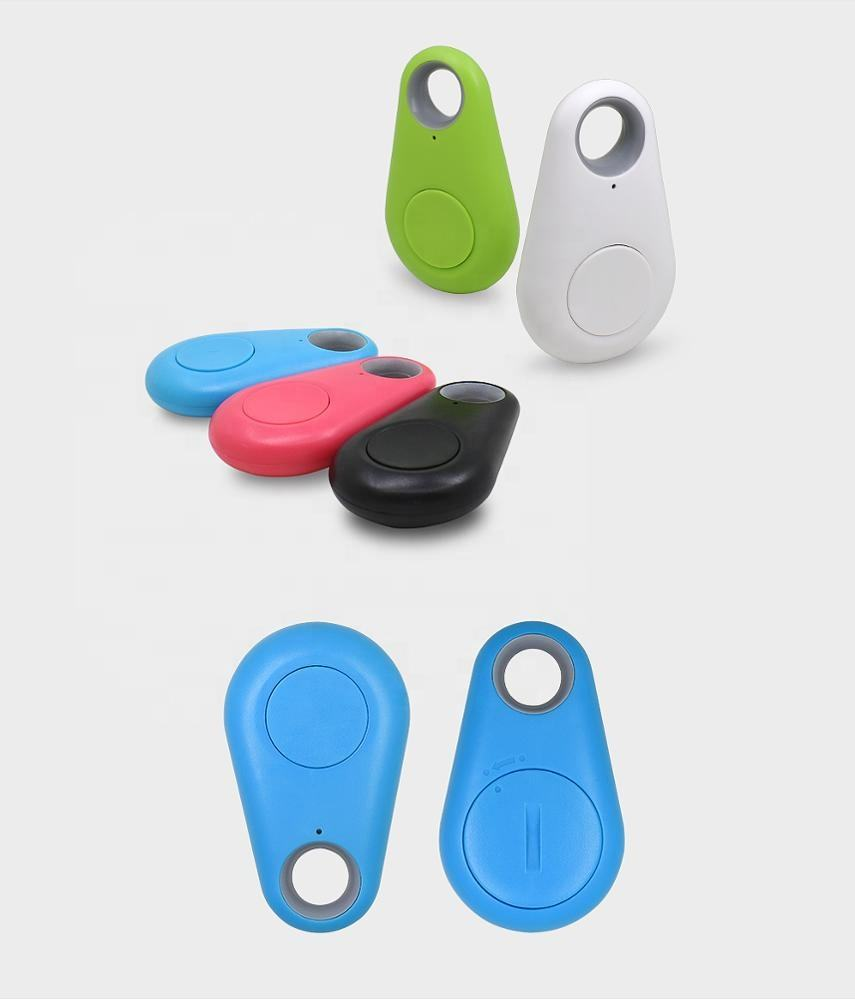 Portable Bluetooths Tracker Anti Lost Device alarm tag Protection Lost Key Finder for Small Things Wallet Bag Phone