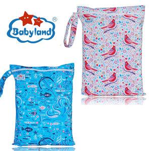 BABYLAND Multi-function Bag for Cloth diapers Menstrual Pads Waterproof Bag