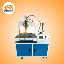 Automatic Organic Silicone Filling AB Glue Dispenser Polyurethane Sealant Dispensing Epoxy Resin Potting Machine