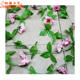 China supplier artificial plastic fabric fake plant wedding silk flower shop for peng making