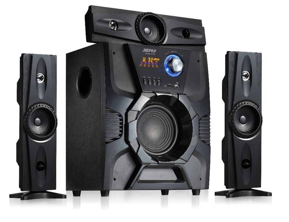 2019 Pabrik Grosir Profesional Woofer <span class=keywords><strong>Home</strong></span> <span class=keywords><strong>Theater</strong></span> 3.1 Sistem Speaker