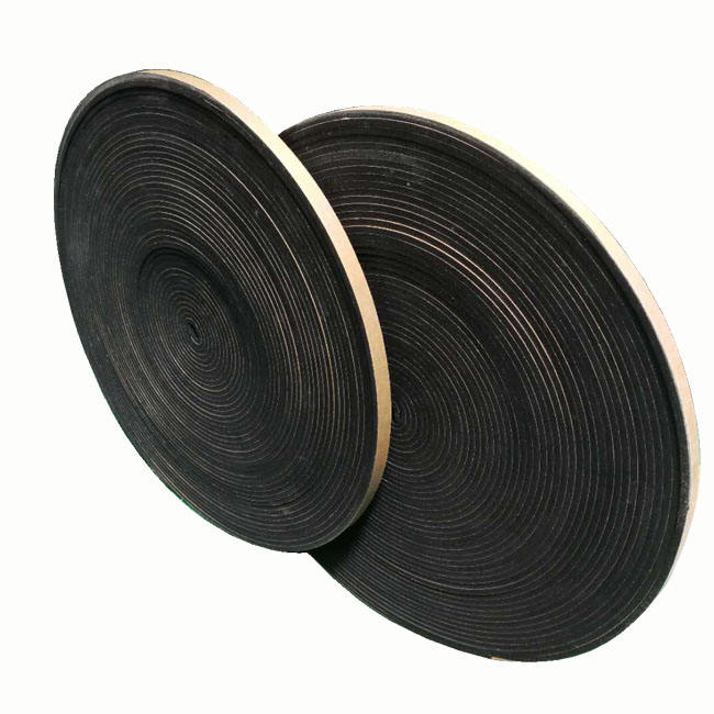 Customized size foam rubber insulation tape