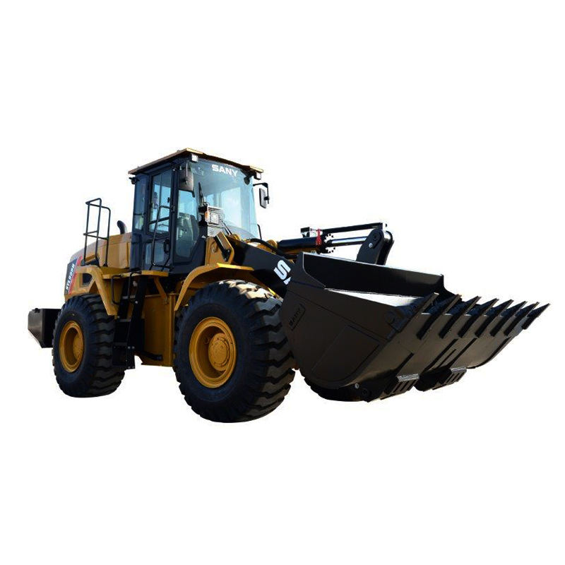 Price LW400KN 4ton wheel loader/ 4 wheel drive tractor with front loader