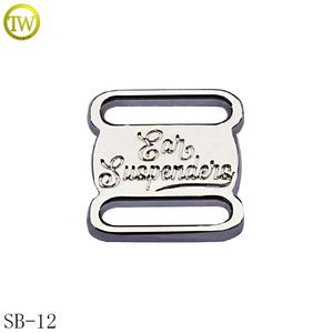 New enamel adjuster metal buckle clips shoe accessories shoes buckle
