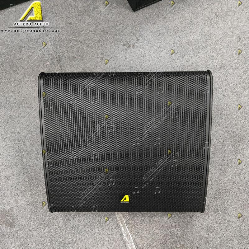 VTX M22 2*12'' components professional stage monitor 3600w peak power powerful loudspeaker sound live sound full range speakers