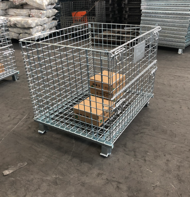 Storage Cage / Wire Mesh Container Gitter Box / Storage cages