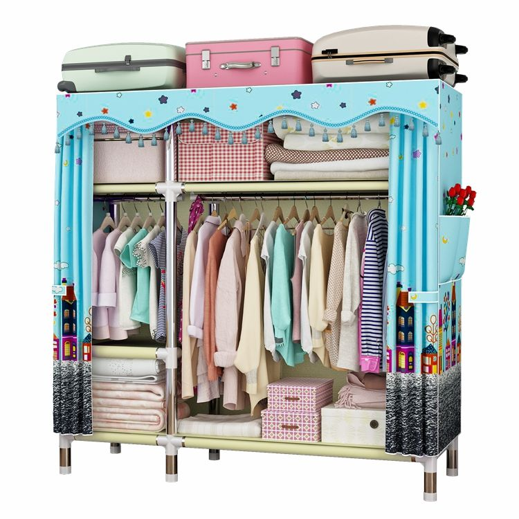 2019 cheap promotion Wholesale price modular wardrobe/wardrobe for small bedroom/steel wardrobes from China