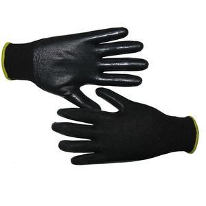 Новый в коробке 6 мил Питбуль черный Нитрил перчатки средний 100 шт общий США готов к отправке!!!