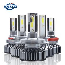 New  Canbus H4 H7 Car F2 LED Headlight Kit  H3 H11 9005 6000K Bulbs Accessories led for car