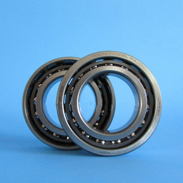 7007CTYNSULP4 NSK bearing 7007 super precision ball bearings universal matched for CNC machine tool