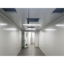 Prefabricated 40HQ Container Clean Room / Workshop / Processing Room / Lab
