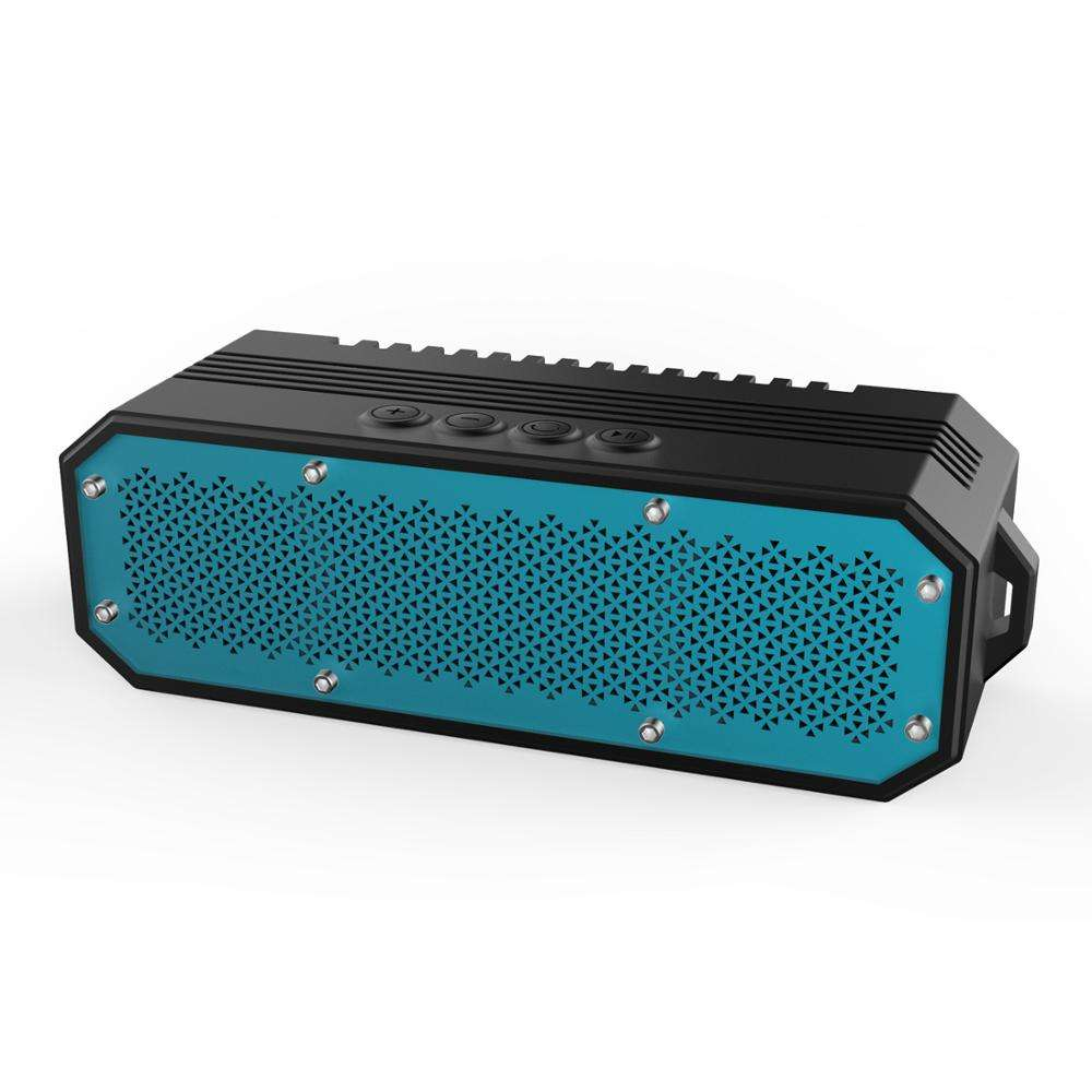 8 W Outdoor Sport Subwoofer 8000 MAh Multifungsi Portabel Bluetooth Speaker Mendukung FM TF