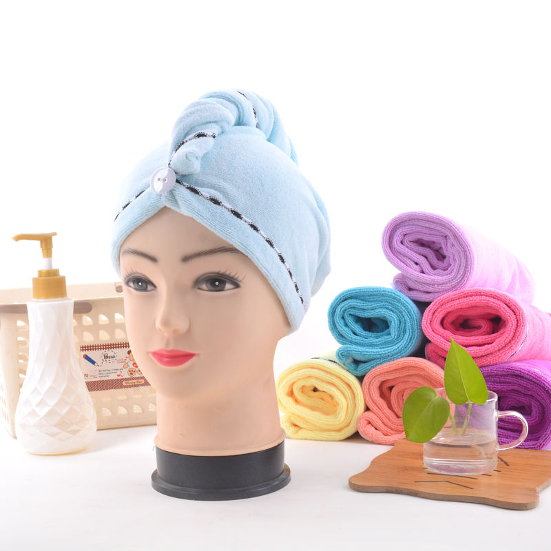 Wrapping cloth hair wrap towel Microfiber