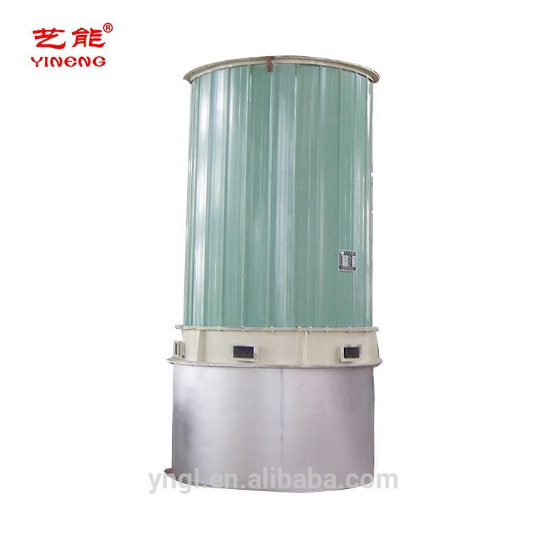 Industrial biomass fired thermic fluid heater