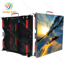 China Full Color SMD P3.91 indoor outdoor LED screen for Advertising Rental LED display
