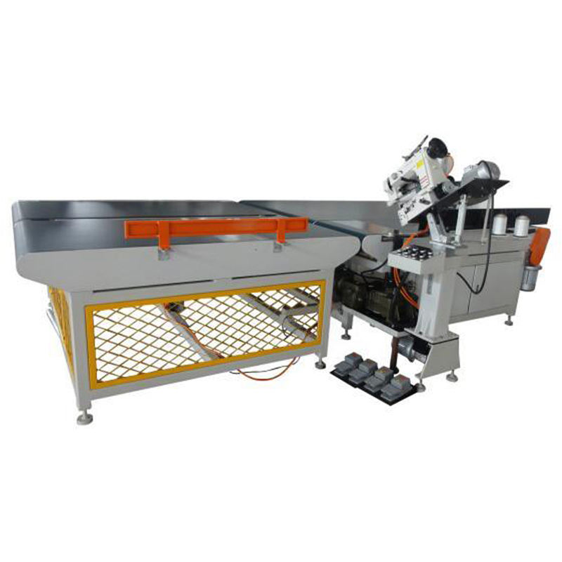 Excellent quality low price different thickness sewing automatic mattress tape edge machine