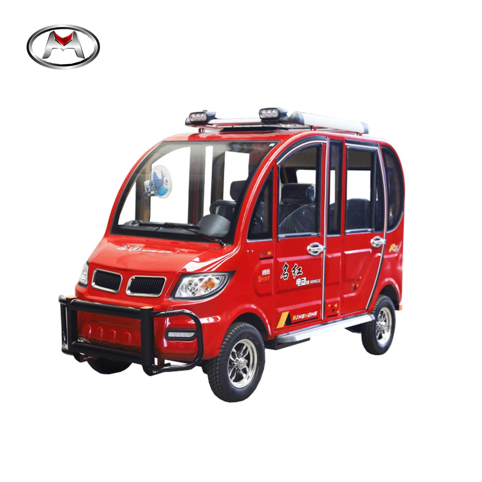 Chinês barato carros de quatro rodas elétrico veículo elétrico auto electrico para venda
