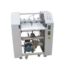 popular 2019 Sucker type semi-automatic paper feeder machine