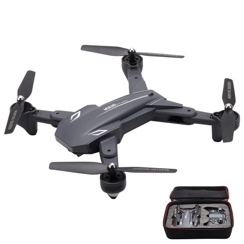 VISUO XS816 RC Drones With Camera 720P or 4K Wifi FPV Optical Flow Positioning 20mins Flight Foldable Dron Vs SG700 XS809S F11