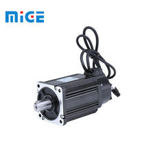 750w cheap 3-phase 3000rpm AC Servo Motor for milling machine or cnc lathe