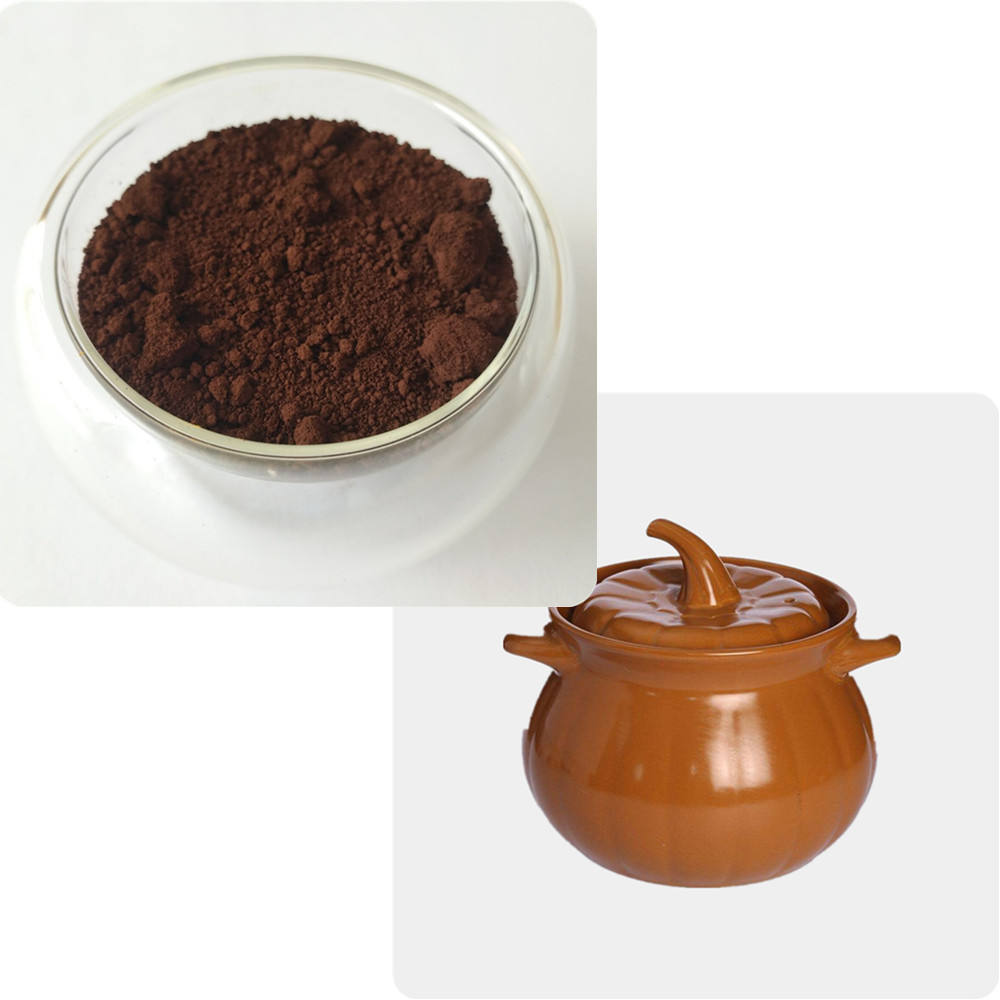 brown iron oxide 610 686 ceramic pigment for ceramic glaze enamel