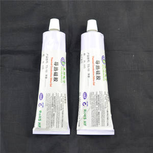 Solar Panel Sealant Silicone Thermal Grease Liquid Silicone