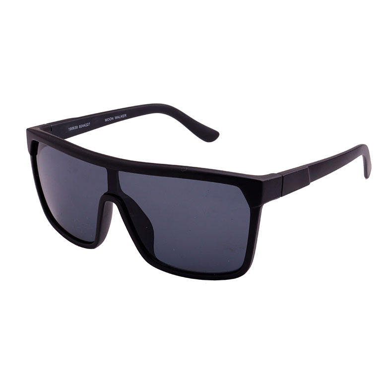 Wholesale high quality fashion cat 3 uv400 one piece lens big plastic polarized sunglasses