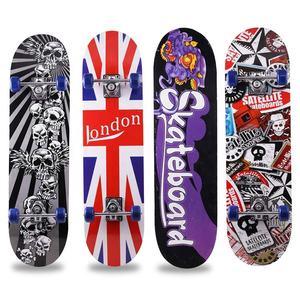 Skateboard räder DIY deck skateboard druck skateboard decks custom design China lieferant