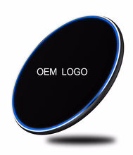 Wireless Charger Qi  10W Fast Wireless Charging pad Compatible for QI Phones for iPhone 12 mini max pro max