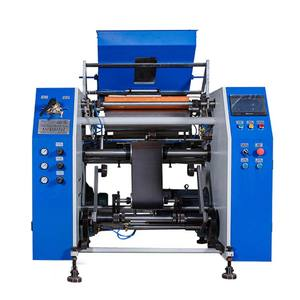 China Wholesale Commercial Food PE Stretch Film Rewinder Machine
